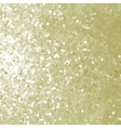 elegant golden mosaic vector image vector image