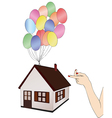 The possibility of having a home vector image