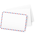 White paper envelops vector image vector image