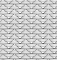 Abstract seamless knitting-like pattern vector image vector image