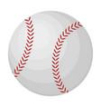 ball for baseball baseball single icon in cartoon vector image