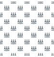 tattoo color pattern seamless vector image