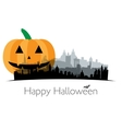 Halloween of Great Britain vector image
