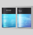 layout a4 format modern cover