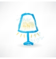 light grunge icon vector image vector image
