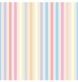 Tile pastel stripes pattern vector image