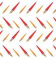 paint brush isolated background vector image