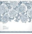 Beautiful Indian floral paisley ornament print