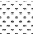open tuna can pattern seamless vector image vector image