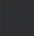 Tileable Carbon texture background Pattern vector image vector image