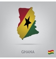 country ghana vector image