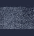 dark blue and grey denim texture vector image vector image