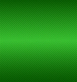 Green fabric texture or carbon background vector image