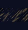 bright magic sparkling vector image vector image