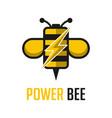 power bee logo