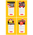 sale labels and goods exclusive offer site vector image vector image