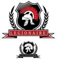 Legionaire vector image vector image