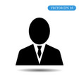 businessman iconeps 10 vector image