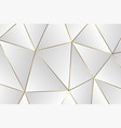 white luxury background vector image