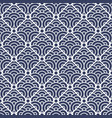 wave pattern design vector image