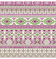 mayan american indian pattern tribal ethnic motifs vector image vector image