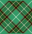 plaid tartan seamless pattern background vector image vector image