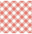 Seamless texture of red plaid vector image vector image