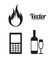forbidden icon image vector image