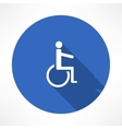 Handicap Sign Icons vector image