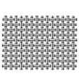 grid pattern vector image