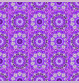 flowers on violet neutral and purple colors nice vector image
