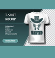 wanted t-shirt template fully editable vector image vector image