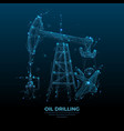 abstract oil industry equipment