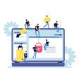 hackers steal information cyber criminals hack vector image vector image