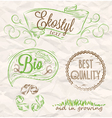 Elements eco-style vector | Price: 1 Credit (USD $1)