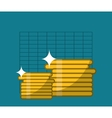 economy and money related icons image vector image vector image