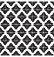 geometric graphic pattern vector image vector image