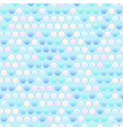 Light Mosaic Seamless Pattern vector image vector image