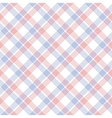 Red and blue checkered colorful seamless pattern vector image vector image