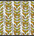 ethnic seamless pattern with colorful stylish vector image vector image