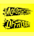 tire moto racing lettering vector image vector image