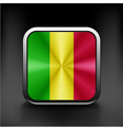 An Drawing of the flag of Mali vector image