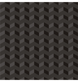 Aztec Chevron dark seamless pattern or background vector image vector image