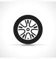 auto symbol icon design vector image