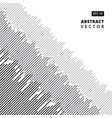 oblique lines gray black random tinted lines vector image