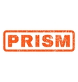 Prism Rubber Stamp vector image vector image