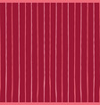 red pattern with stripe vector image vector image