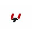 Y logo icons vector image vector image