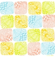 pattern of stripes and circles vector image vector image
