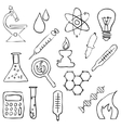 sketch laboratory images vector image vector image